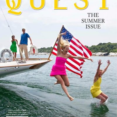 Quest's Summer Issue: All About Newport
