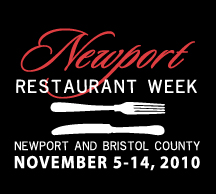 Newport Restaurant Week: A Tutorial