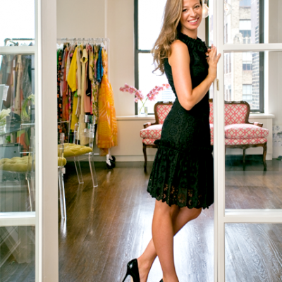 One on One with Designer Michelle Smith of Milly on the Eve of Her New York Fashion Week Show