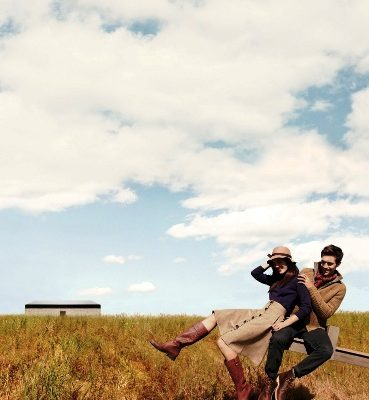 "Banana Republic's 2011 Fall Campaign: ""The Good Life"""
