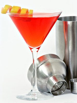 Cheers to Friday's Pink Martini Night!