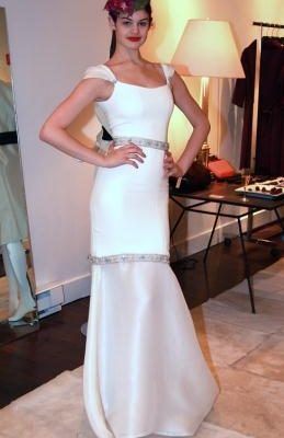 """Isoude Says """"I Do"""" to New Wedding Collection"""