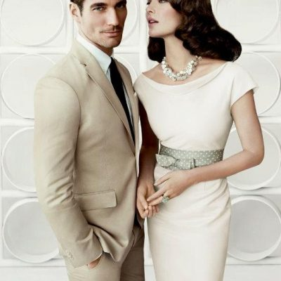 Mad, Mad Style: Mad Men & Banana Republic Unveil Second Collaboration
