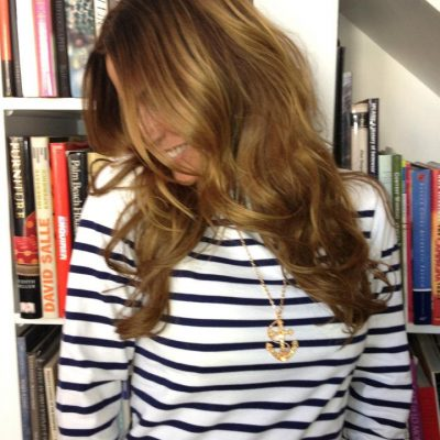 Kelly Bensimon Soaks Up the City-by-the-Sea