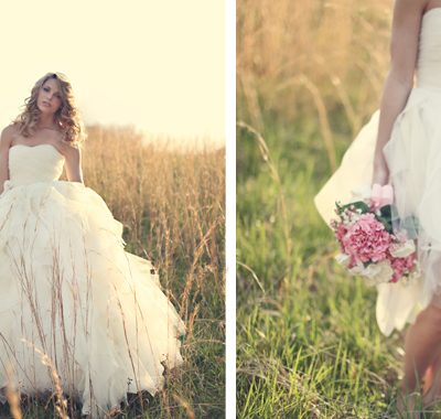 Here Comes the Andria Bird Bride