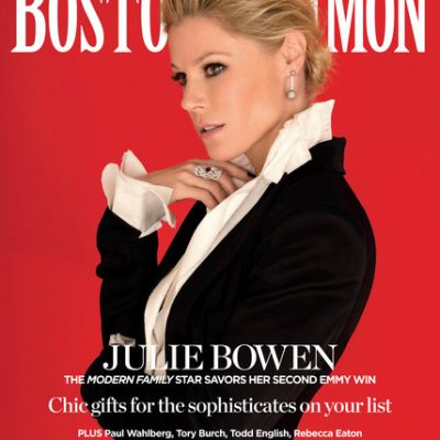 "Modern Family's Julie Bowen calls Newport ""Fantasyland"" in Boston Common"