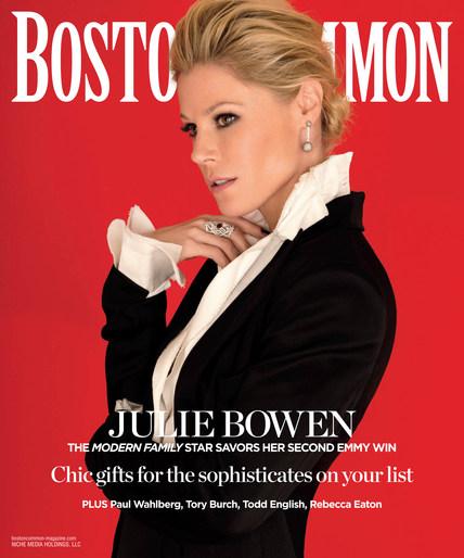 Boston Common Julie Bowen_cover