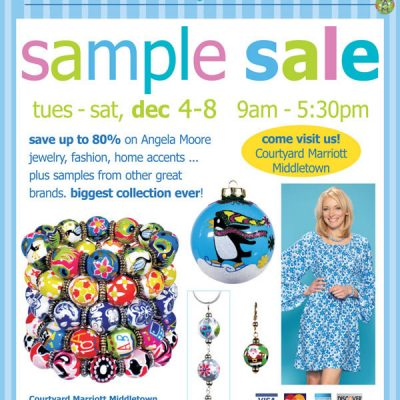 It's Angela Moore's Most Wonderful Time of the Year!