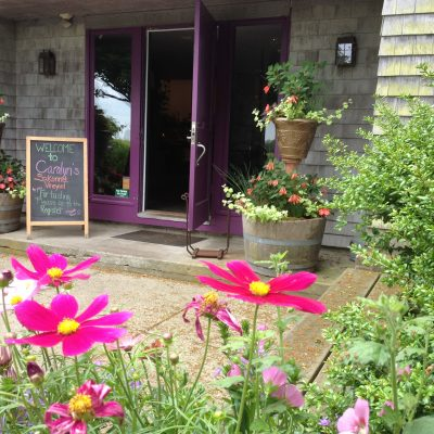 Rhode Trip: Carolyn's Sakonnet Vineyards