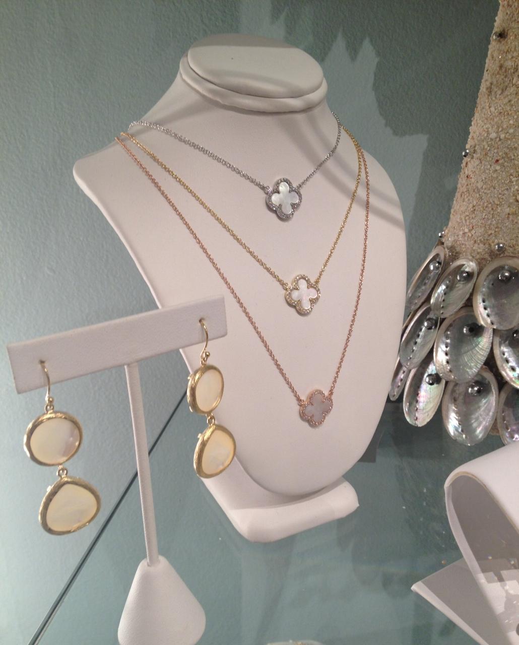 c. necklace