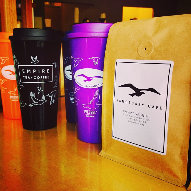 for the java addict, local coffee and accessories from Empire Tea + Coffee (pic: Empire)