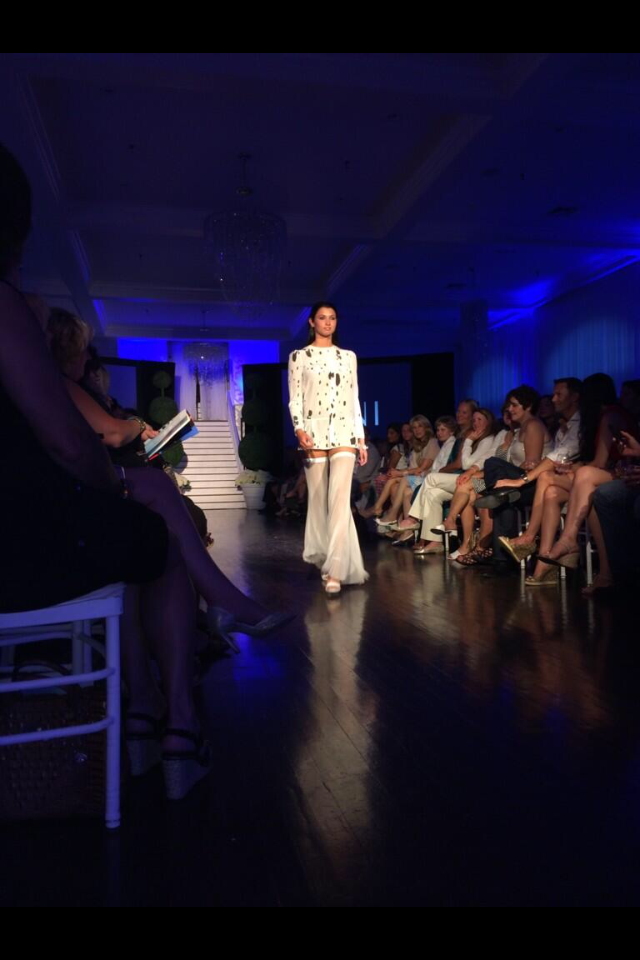Another Nick Pini showstopper