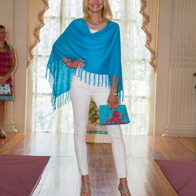 Angela Moore Fashion Show & Champagne Breakfast at Rosecliff: See the Chic Styles by the Sea!