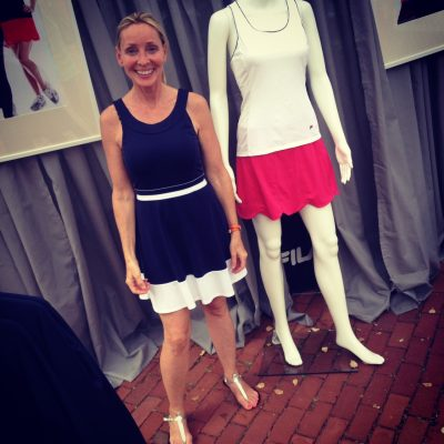 US OPEN STYLE: Interview with Ginny Hilfiger on Designing for FILA