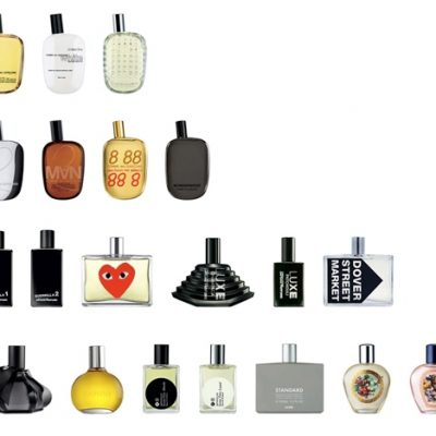 Comme des Garçons Parfums: Simply Scentsational