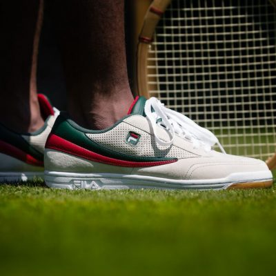 What's All the Racquet? Fila, Packer Shoes & the International Tennis Hall of Fame Release Limited Edition Sneakers