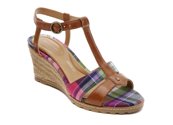 rockport wedge
