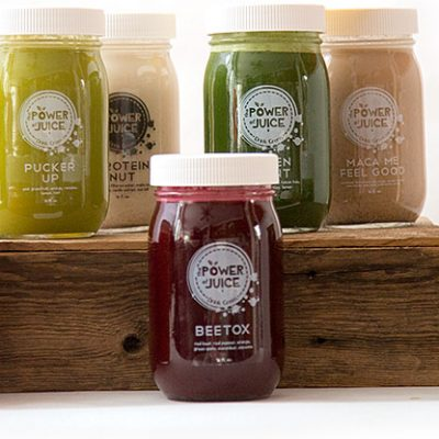 Juiced Up: Getting Your Greens on with The Power of Juice