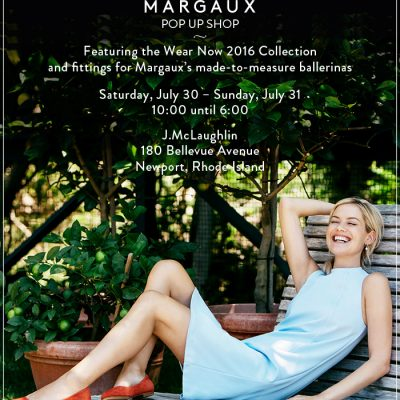 J. McLaughlin Welcomes Margaux