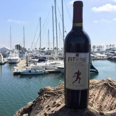 Wine-d Up Wednesday: FitVine Wines with Newport Ties