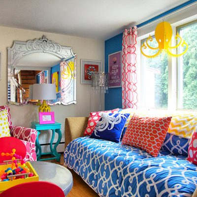 Home Style: A Middletown Home Where the Hue Always Fits