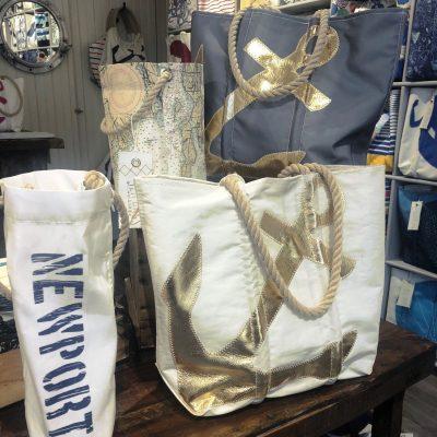 Sea Bags Come to Newport